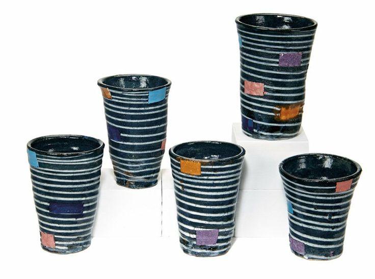 17 Best images about Jun Kaneko on Pinterest | Ceramics ... C Cup Example
