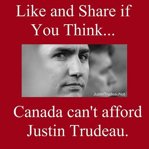 HE IS MAKING LIFE HARDER ON CANADIANS!