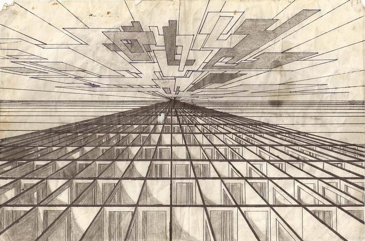 Linear Art Definition : Best images about linear perspective on pinterest