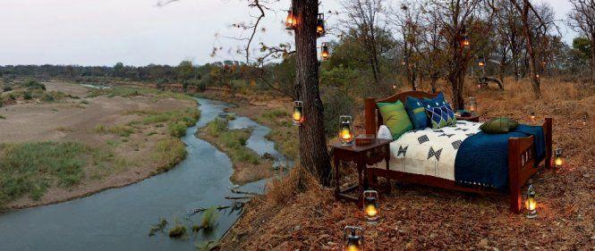 Singita Lodges in Africa