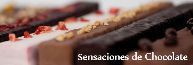 Sensaciones de chocolate Turrones San Luis