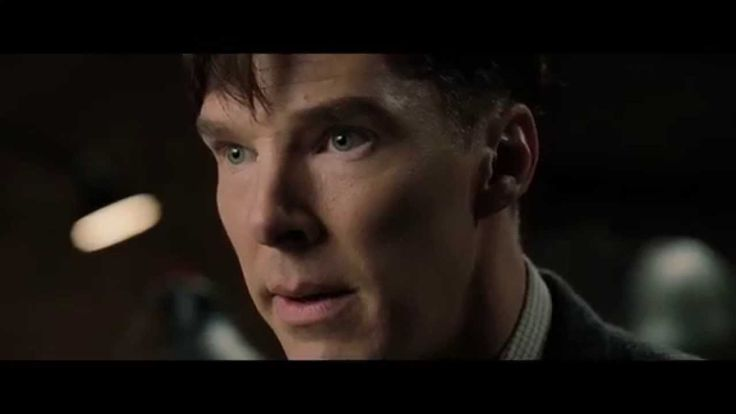 THE IMITATION GAME (2014) ~ Starring Benedict Cumberbatch. Official UK Teaser Trailer (1:48) [Video]