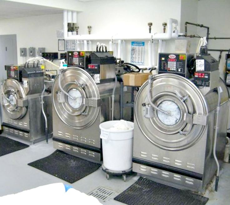 Industrial Clothes Washers For Those Big Loads Bidding Starts At  On Govliquidation