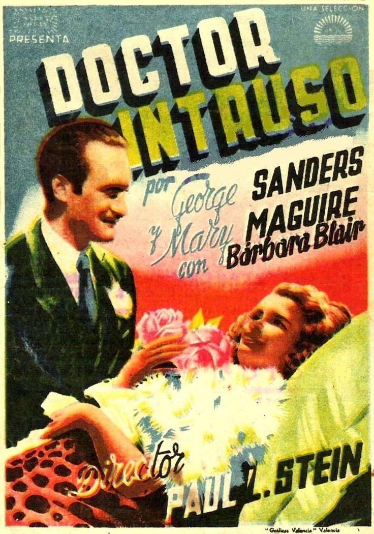 """Doctor intruso (1939) """"The Outsider"""" de Paul L. Stein - tt0032884"""
