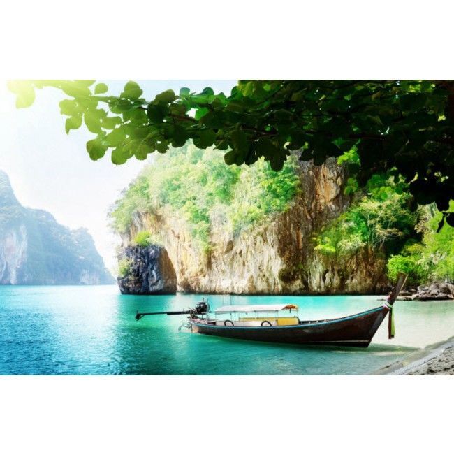 Stunning Nature Scene Art Decor High Quality Removable Wall Mural