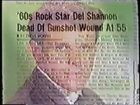 """Entertainment Tonight's """"Inside Story - Del Shannon: The Ups And Downs Of Stardom"""" from February 1990. ET interviews Del Shannon's first wife Shirley Westover, second wife, Manager Dan Bourgoise and musicians Tom Petty and Bonnie Raitt following Del Shannon's sudden death on February 8th (self-inflicted gunshot wound at 55)"""