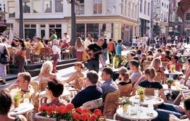 Poelestraat (lunch, dinner, drinks)