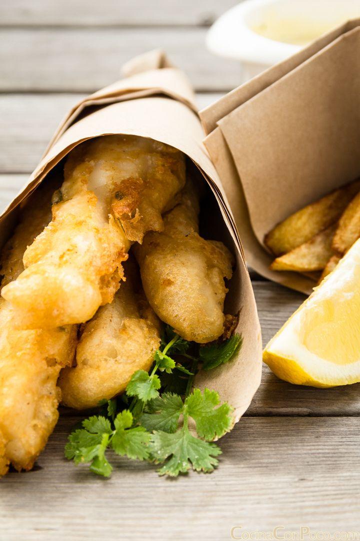 die besten 25 fisch und chips ideen auf pinterest fish and chips teig beste fish und chips. Black Bedroom Furniture Sets. Home Design Ideas