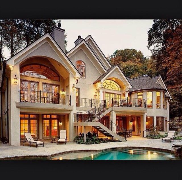 1000+ images about Houses on Pinterest Mansions, Architecture and ...