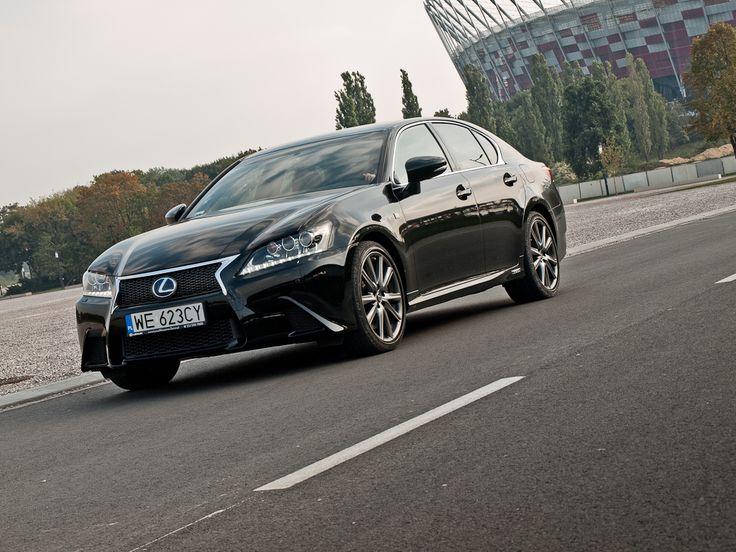 Lexus GS450h F sport. Click for full gallery. #lexus #hybrid #fsport