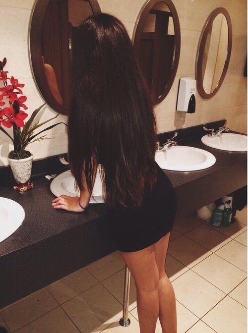 Фото красивые девушки с длинными черными волосами правы