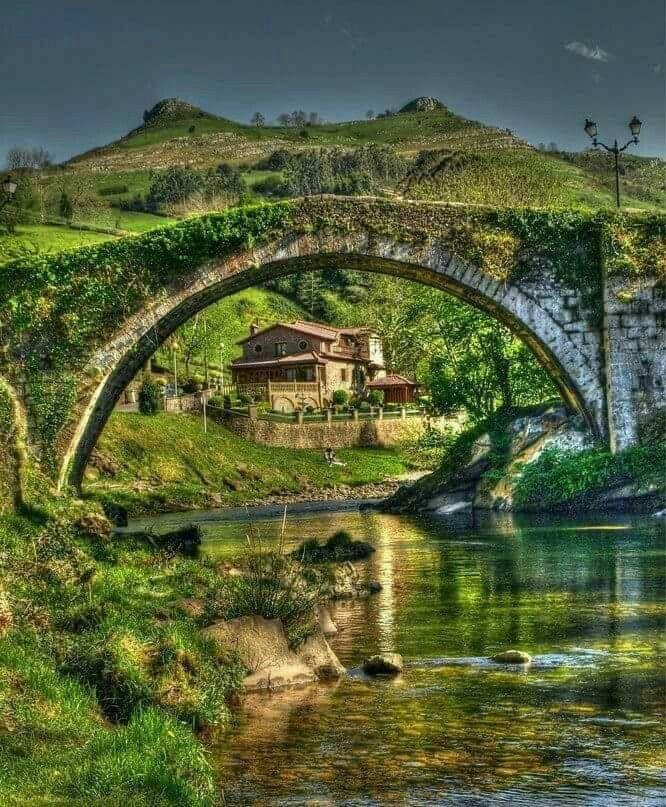 Lierganes. Cantabria. España.
