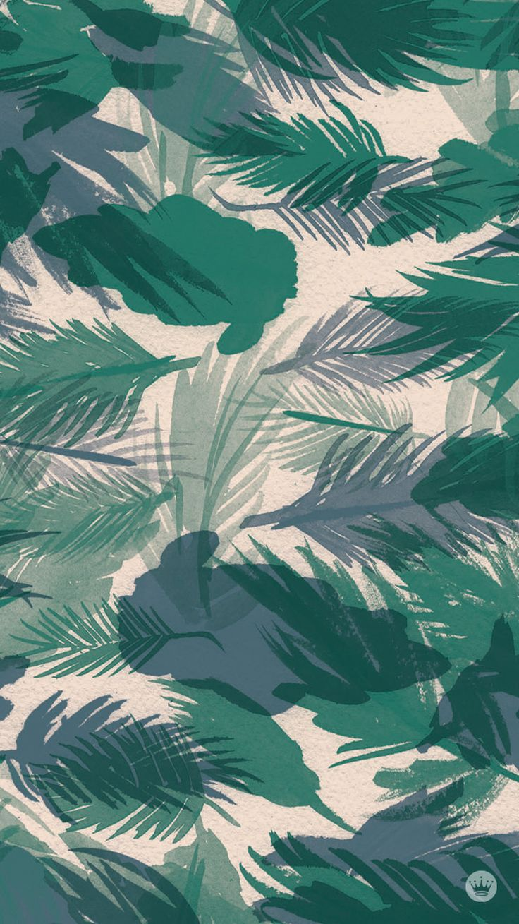 Wallpaper iphone tropical - Free Downloadable Iphone Wallpapers _ Tropical Green Leaves