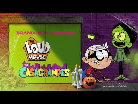 New Halloween Premiere On Nickelodeon 2020! Pin on Halloween