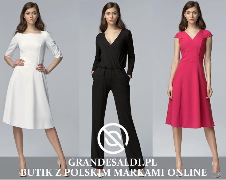 Aż chce się podziwiać i kupować. Przepiękne ubrania na wiosnę i lato 2015 na www.grandesaldi.pl.