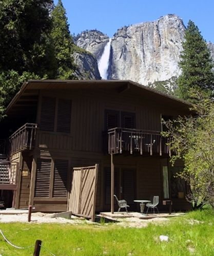 Yosemite Lodge At The Falls allows travelers to reconnect with nature!