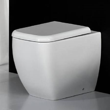rak back to wall toilet - Google Search