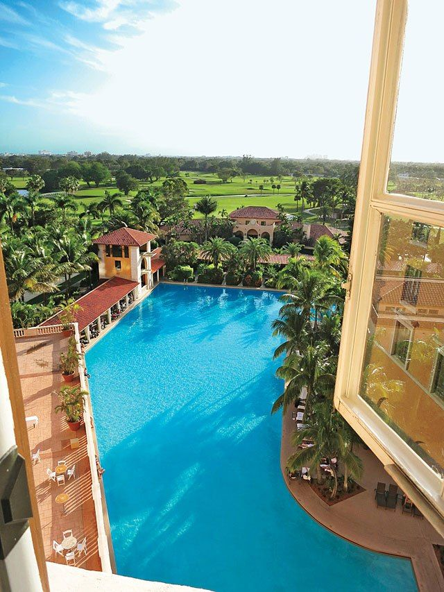 Room With A View 607 The Biltmore C Gables Florida