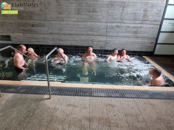 Hepburn Springs mineral pool for some relaxation before we head to our accommodation for the evening