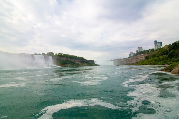 Changing of the Seasons and Our Schedule   Hornblower Niagara Cruises