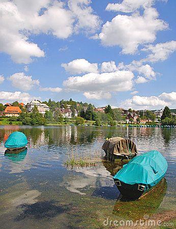 Schluchsee, Lake Schluchsee, Black Forest,Germany © Travelpeter