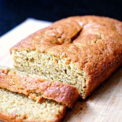 Acorn squash bread - perfect way to hide veggies!