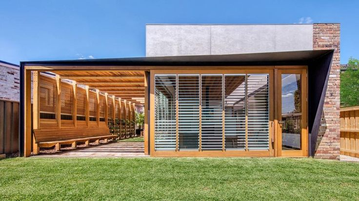 Breezway louvres can be angled to control airflow