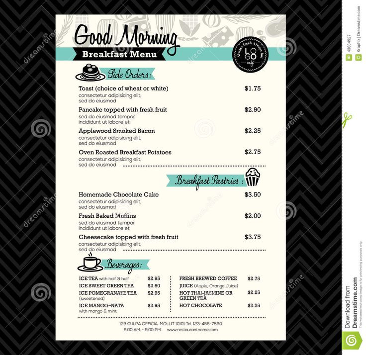 207 best Restaurant Menu Design images on Pinterest Menu cards - restaurant menu