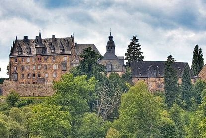 Eisenbach Castle, Lauterbach (photo by Sven Teschke - Creative Commons…