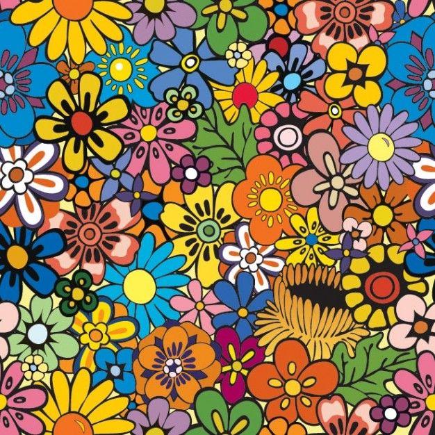 7 Best Cartoon Flowers Images On Pinterest