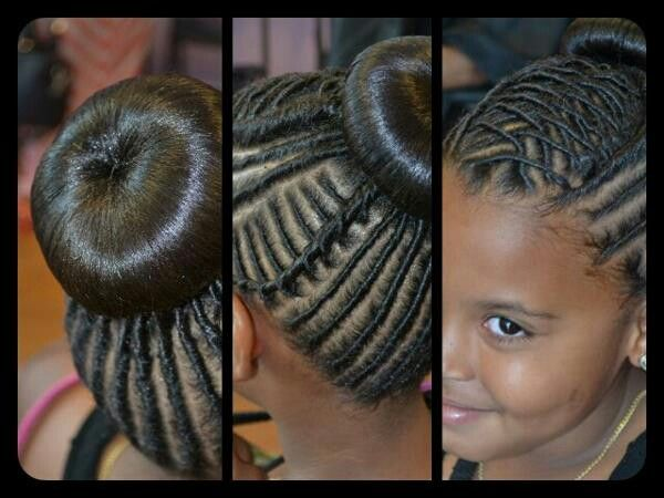 17 Best Images About Natural Hairstyles For Little Girls