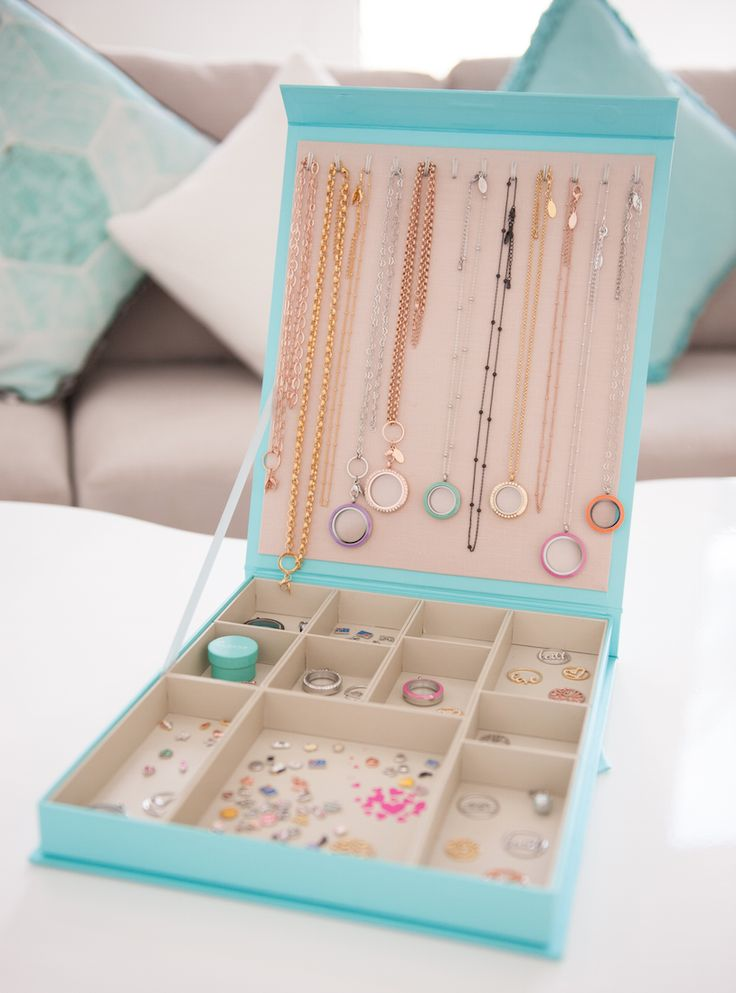 Have you seen our beautiful Jewellery Display box?  #DesignConsultant #PartyPlan #Australia #NewZealand #Jewellery #SocialSelling #LilyAnneDesigns