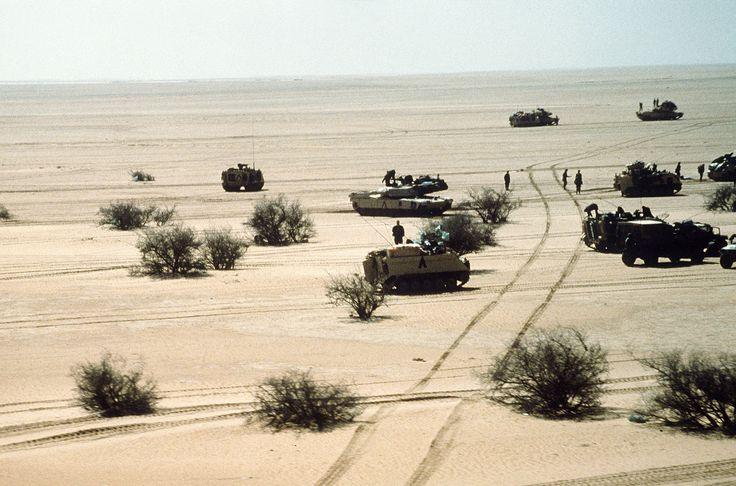 Essays on operation desert storm