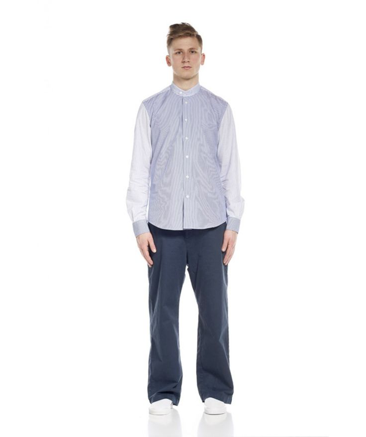 Shirt Maestro Trade Uni -   Spring-Summer 16  www.barenavenezia.com