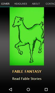 English Short Stories Fable- Android Application Free #fable #androidapp #install #shortstory #magazine