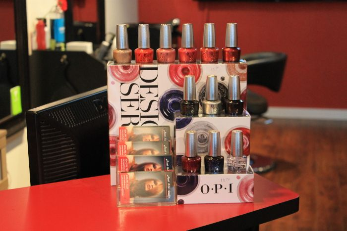 We carry O.P.I Nail Polish