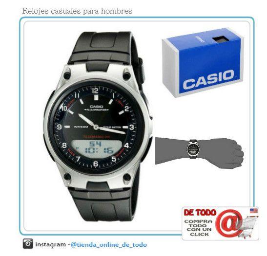 relojes CASIO En venta en Paraguay
