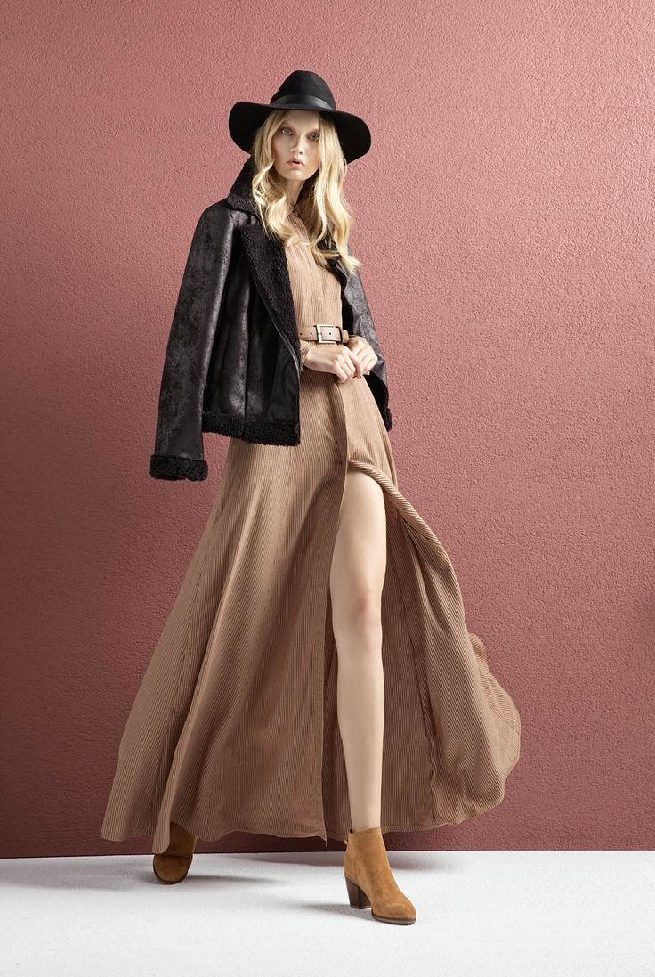 Maxi Stripes!  jacket> http://www.desiree.gr/F6D845EA.el.aspx dress> http://www.desiree.gr/E62330A8.el.aspx