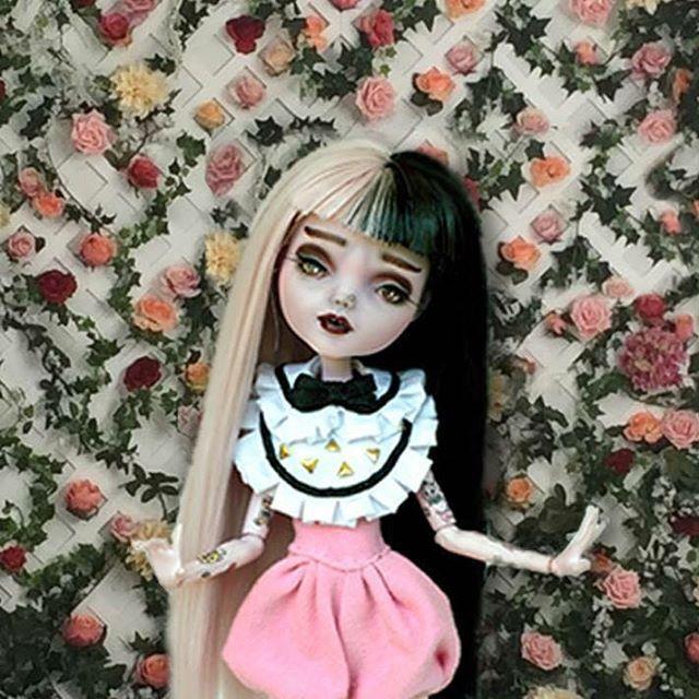 """A cute Melanie Martinez """"Soap"""" doll"""