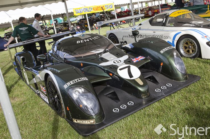 A Le Mans Winning Bentley Speed 8