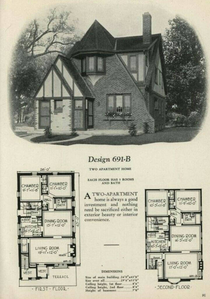 1000 Ideas About Small Cabin Plans On Pinterest: 1000+ Ideas About Duplex House Plans On Pinterest