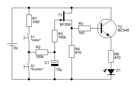 Leuchtdioden-Dimmer