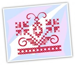 Small Cross-Stitch Patterns: Crosses Stitches Patterns, Hands Embroidery, Frames, Crosses Stitches Tutorials, Small Crossstitch, Small Crosses Stitches, Crosses Stitches Addiction, Crossstitch Patterns, Crossstitch Addiction