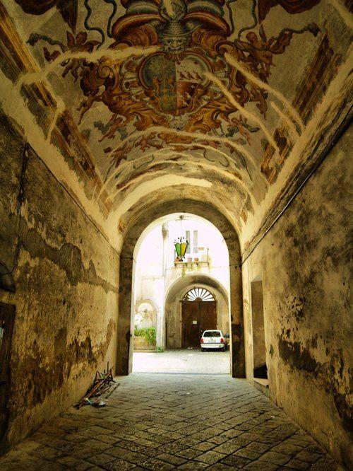 Gate Sessa Aurunca Italy by ecseke