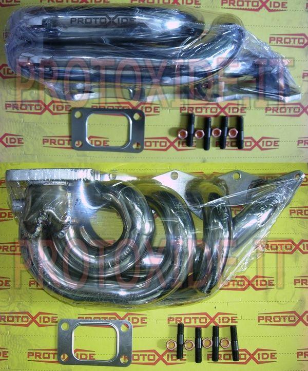 Collettore scarico Lancia Delta 16v - Fiat Coupe 2.000 16v T3 al prezzo di 787,92 € Euro.  Collettore di scarico per Lancia Delta 16v e Coupè 2.000 16v in acciaio INOX