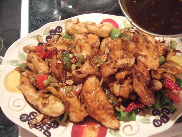 Kusina ni Manang: Manang's Version of General Tso's ChickenAsian Food, Food Blog