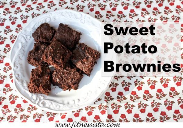 Sweet Potato Brownies | Sweets and Treats | Pinterest