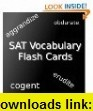 SAT and PSAT Vocabulary List with example sentences (Advantage Education Test Preparation) eBook Steven W. Dulan, Lisa DiLiberti, Amy J. Dulan ,   ,  , ASIN: B001FB5GZC , tutorials , pdf , ebook , torrent , downloads , rapidshare , filesonic , hotfile , megaupload , fileserve