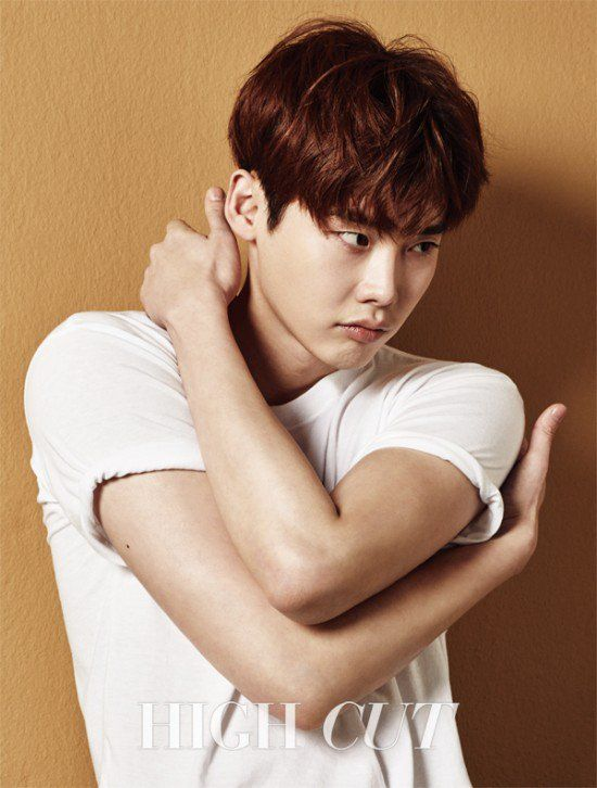 Lee Jong Suk for High Cut