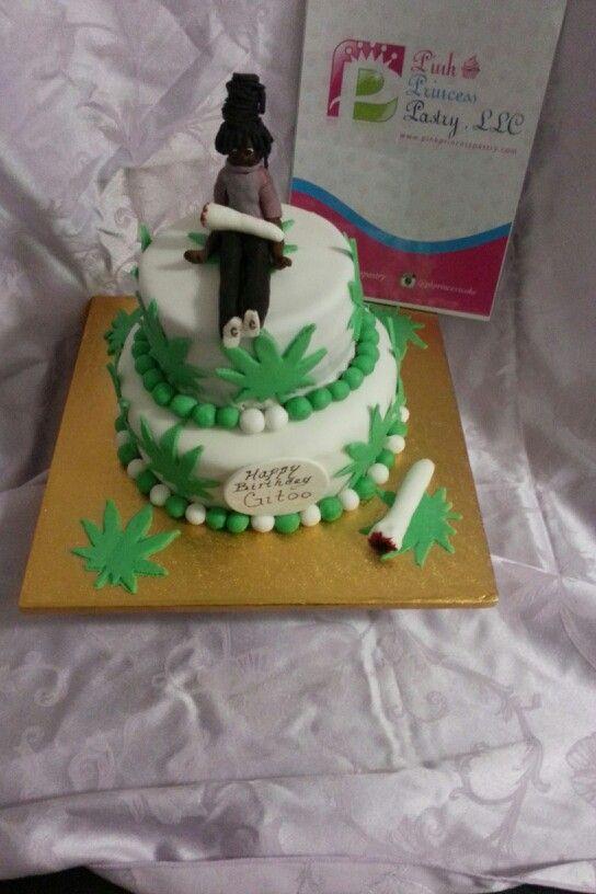 Marijuana Theme Cake 4 20 2014 Marijuana Cakes
